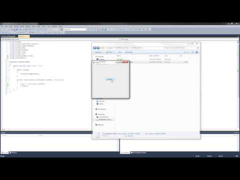 C# How To Embed And Reference An External Assembly (DLL) - Windows Forms