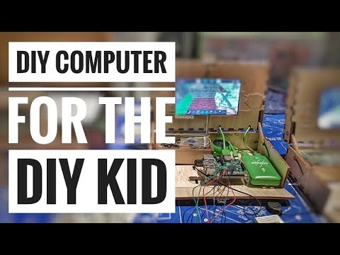 Your Kid Can Build This Computer