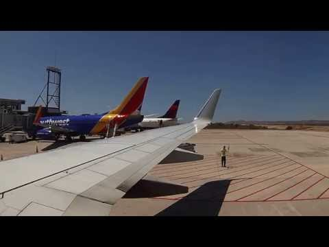 *FULL DEPARTURE* American Airlines 737-800 | Cabo San Lucas (SJD)
