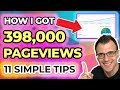Download Video Download How To Get Traffic To Your Website or Blog in 2019 3GP MP4 FLV