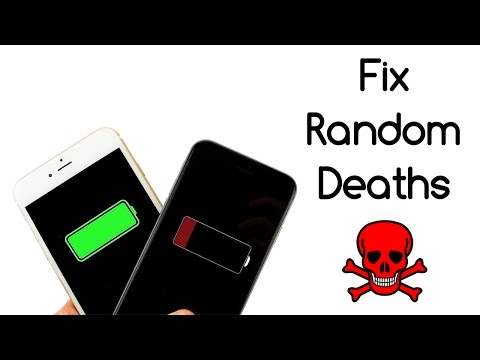 Fix iPhone/Android Randomly Dying at 30% (Calibrate Your Battery)
