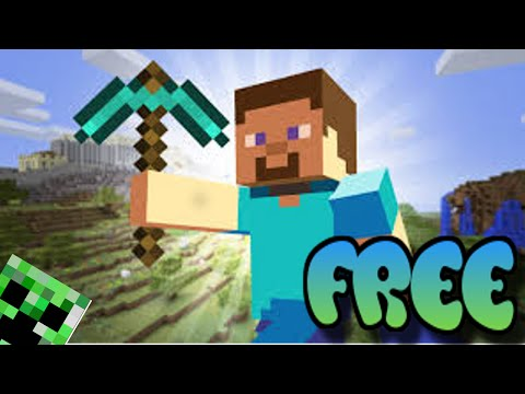 How to get Minecraft Full Version for FREE PC/MAC (StillWorking 2017)