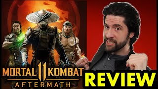 Mortal Kombat 11: Aftermath - Video Game Review
