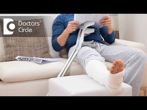 What should one do for faster recovery from distal femur fracture?-Dr. Hanume Gowda