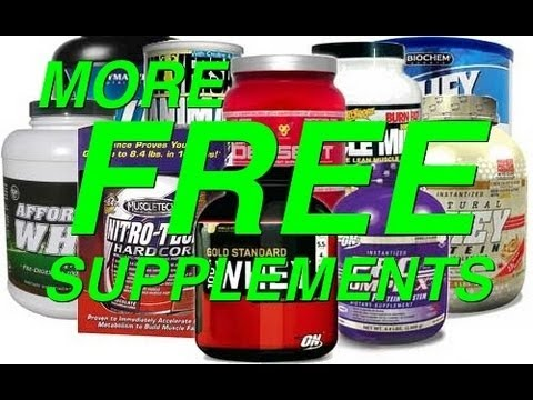 More Free Supplements