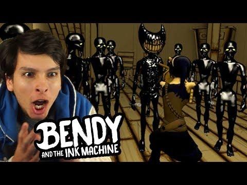 ALLISON ANGEL HA MATADO A BENDY !! OMG - Bendy And The Ink Machine (Gmod)