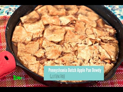 Apple Pan Dowdy, Gluten Free