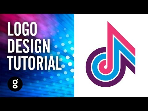 Free LOGO DESIGN, Adobe Illustrator TUTORIAL