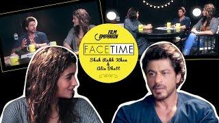 Shah Rukh Khan & Alia Bhatt Interview | FaceTime | Anupama Chopra | Film Companion