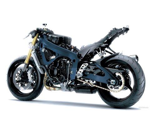 Suzuki GSXR 600 750 1000 Remove Rear Shock Suspension Easy Way