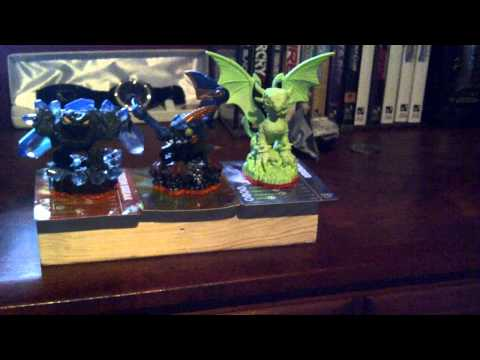 my favorite skylander giants charector