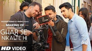 Making  Of Ghar Se Nikalte Hi Song | Amaal Mallik Feat. Armaan Malik | Bhushan Kumar | Angel