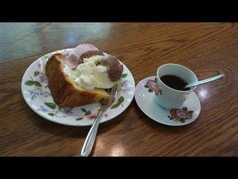 Italian Grandma Makes Sponge Cake