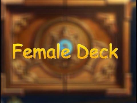 Hearthstone Challenge #1 - Female Deck