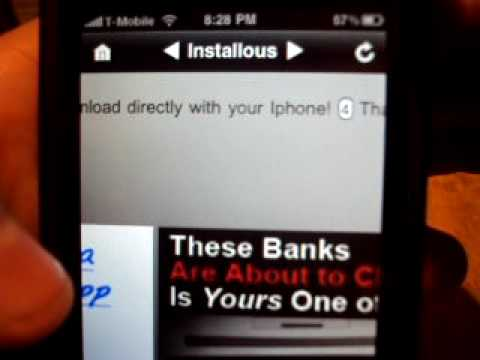 How to Get Free Apps On Iphone 3g and 3gs