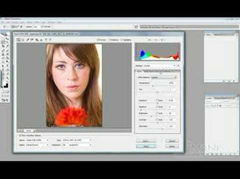 Basic Editing of Raw Files In Photoshop CS2 CS3 CS4 CS5