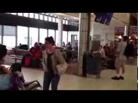 YYC Air Canada post security