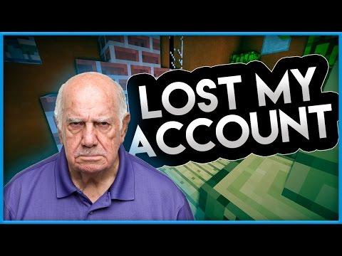 Lost My Minecraft Accounts...