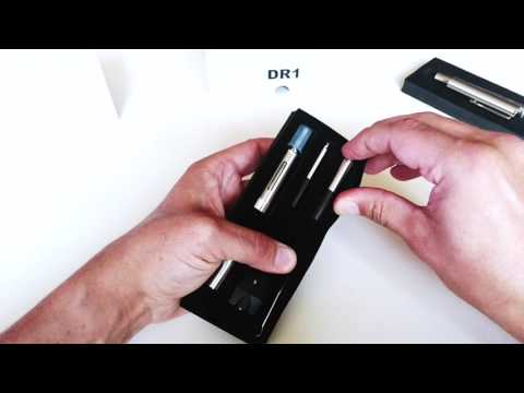 DR1 Vaporizer Pen Kit by Dappe - Best Vaporizer Pen