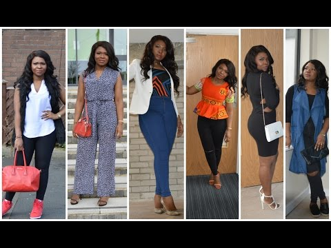 6 Date Outfits! | Lookbook | Style