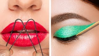 Download 21 EASY LIFE HACKS FOR PERFECT MAKEUP Video