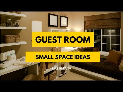 75+ Best Small Space Guest Room for Your House