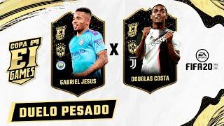 DOUGLAS COSTA X GABRIEL JESUS - QUARTAS DE FINAL DA COPA EI GAMES