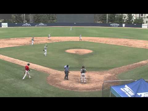 Zoots Baseball vs Trosky ~ University of San Diego Tourney 2015
