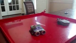 Hexbug Battle Bots Battle#1 Tombstone vs Witch Doctor