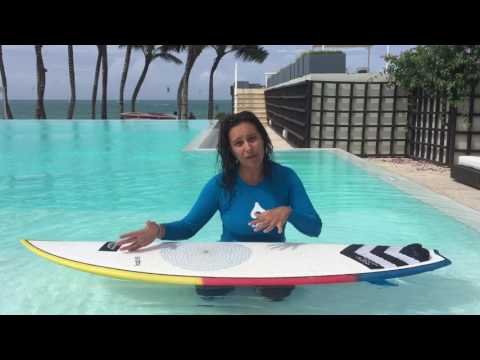 Intro to a Kitesurfing Board & Why It's Awesome | Learn How to Kitesurf with Laurel Eastman