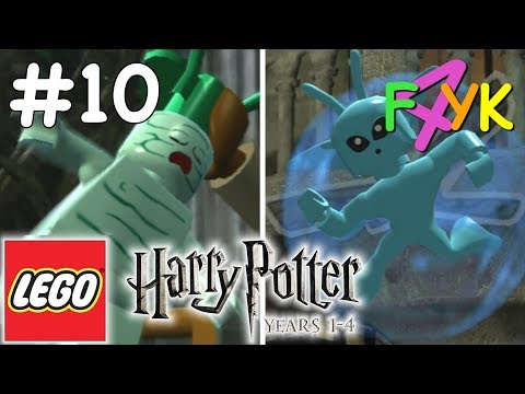 LEGO Harry Potter: Years 1-4 // #10 Learning New Spells