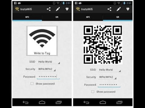 How To View connected Wifi Passwords In Android no root
