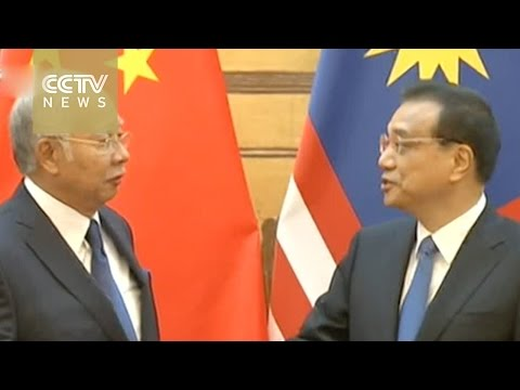 China-Malaysia relations: Two sides vow to lift ties to new heights