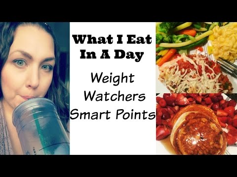 What I Eat on Weight Watchers | Smart Points