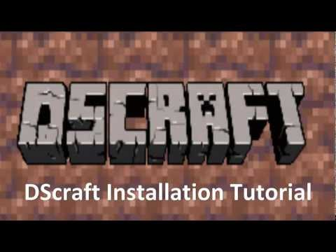 How to play Minecraft on your DS (DScraft)
