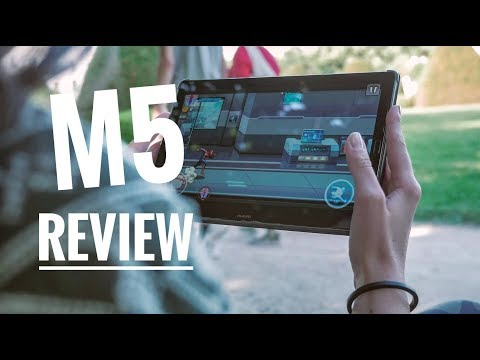 Huawei Mediapad M5 Review - The best Tablet 2018!
