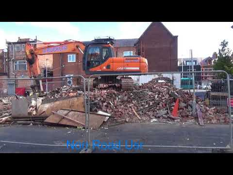 Pt 3: The changing face of Middlesbrough Town Centre.