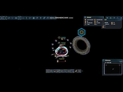 Dark Orbit MMO general using bot :D