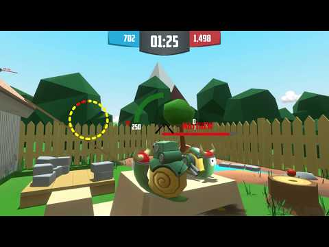 Epic Snails: My FIRST Gameplay in Alpha Test