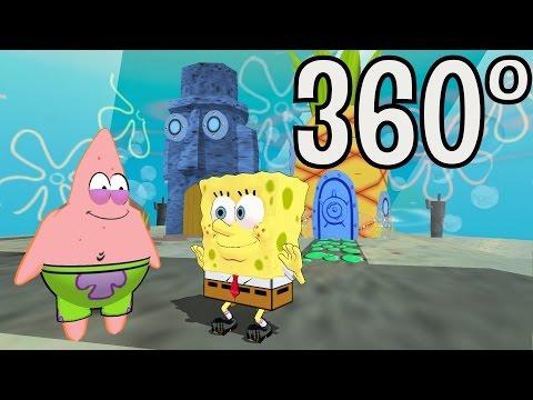 SpongeBob How to Blow a Bubble Technique