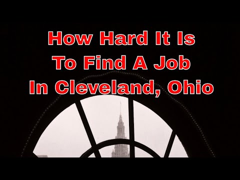 How Hard It Is To Find A Parttime Job In Cleveland Ohio