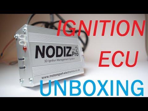NODIZ pro ignition ECU unboxing