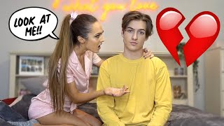 Download IGNORING MY GIRLFRIEND FOR 24 HOURS PRANK!! Video
