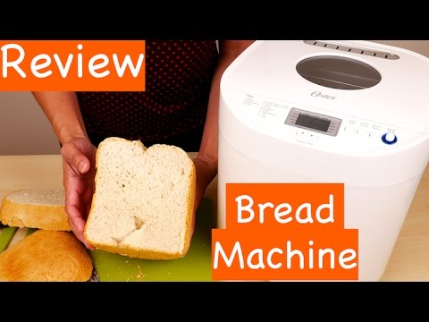 Oster 2-Pound Expressbake Bread Machine CKSTBRTW20 REVIEW