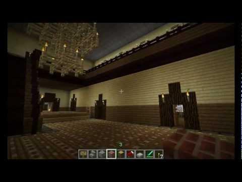 Build Inc. Entry: Clue Mansion