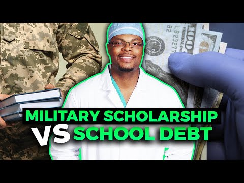 Medical School Debt vs Military Scholarship: Pros and Cons