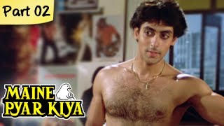 Maine Pyar Kiya Full Movie HD Part 213 Salman Khan Superhit Romantic Hindi Movies