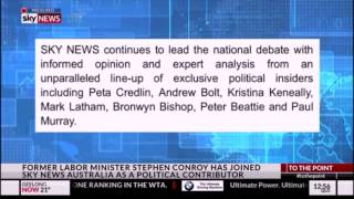 """Who qualifies as a """"political insider"""" at Sky News?"""
