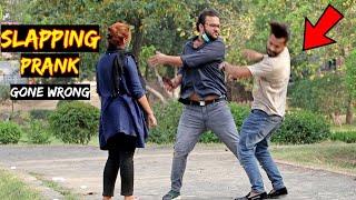 Funny Fake Slapping Prank - Pranks in Pakistan - LahoriFied