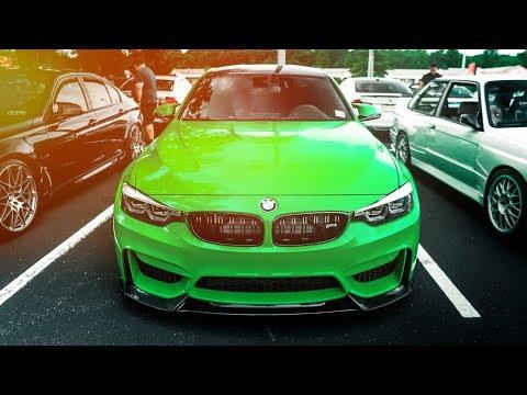 Kies Auto Show | BMW YOUTUBERS UNITE | 4K